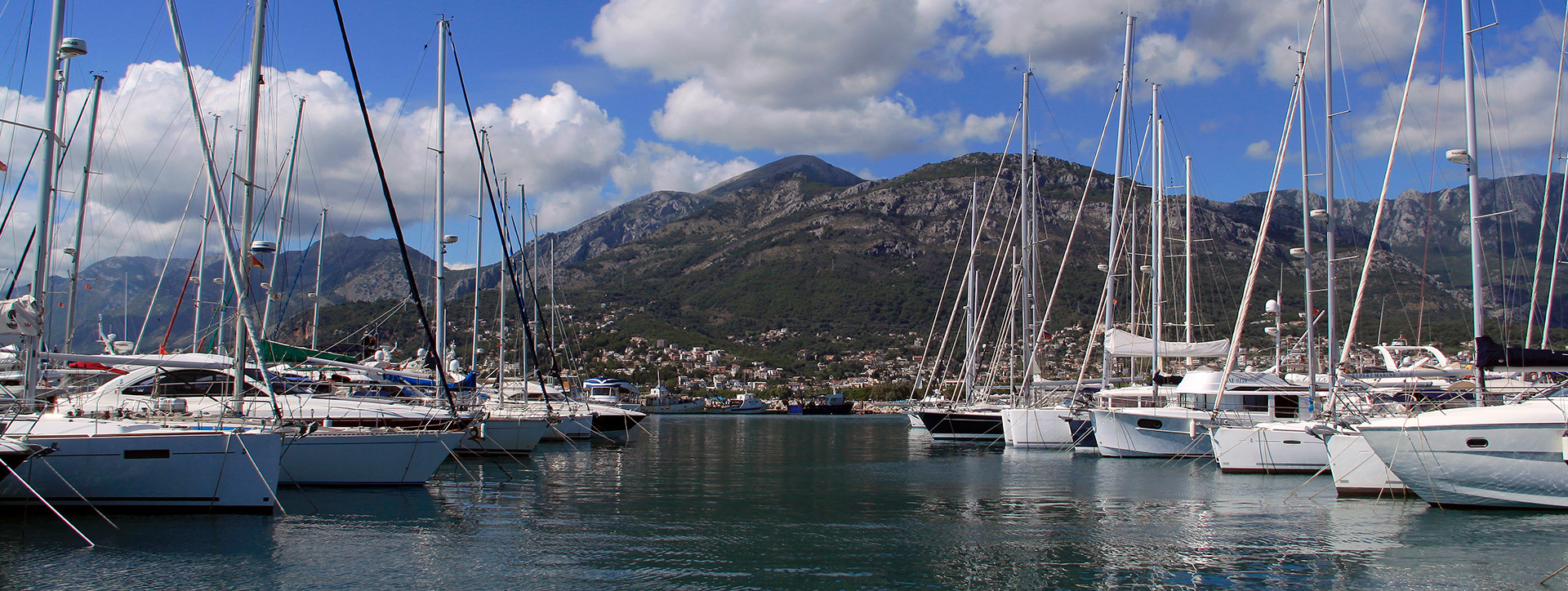 City Marina, Bar, Montenegro - Adriatic sailing routes of SimpleSail