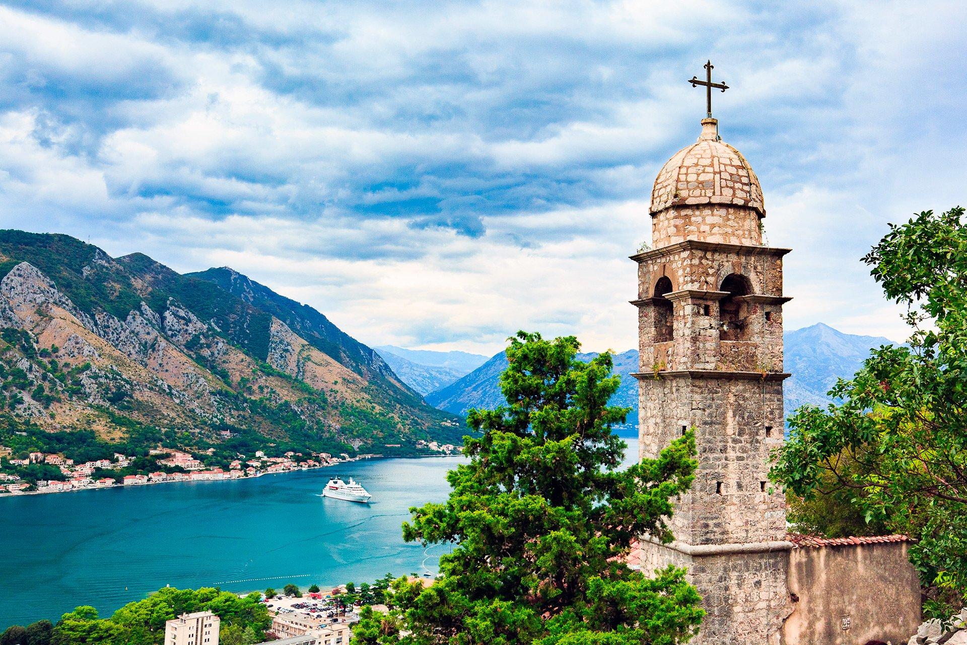 Kotor Montenegro Sailing Routes