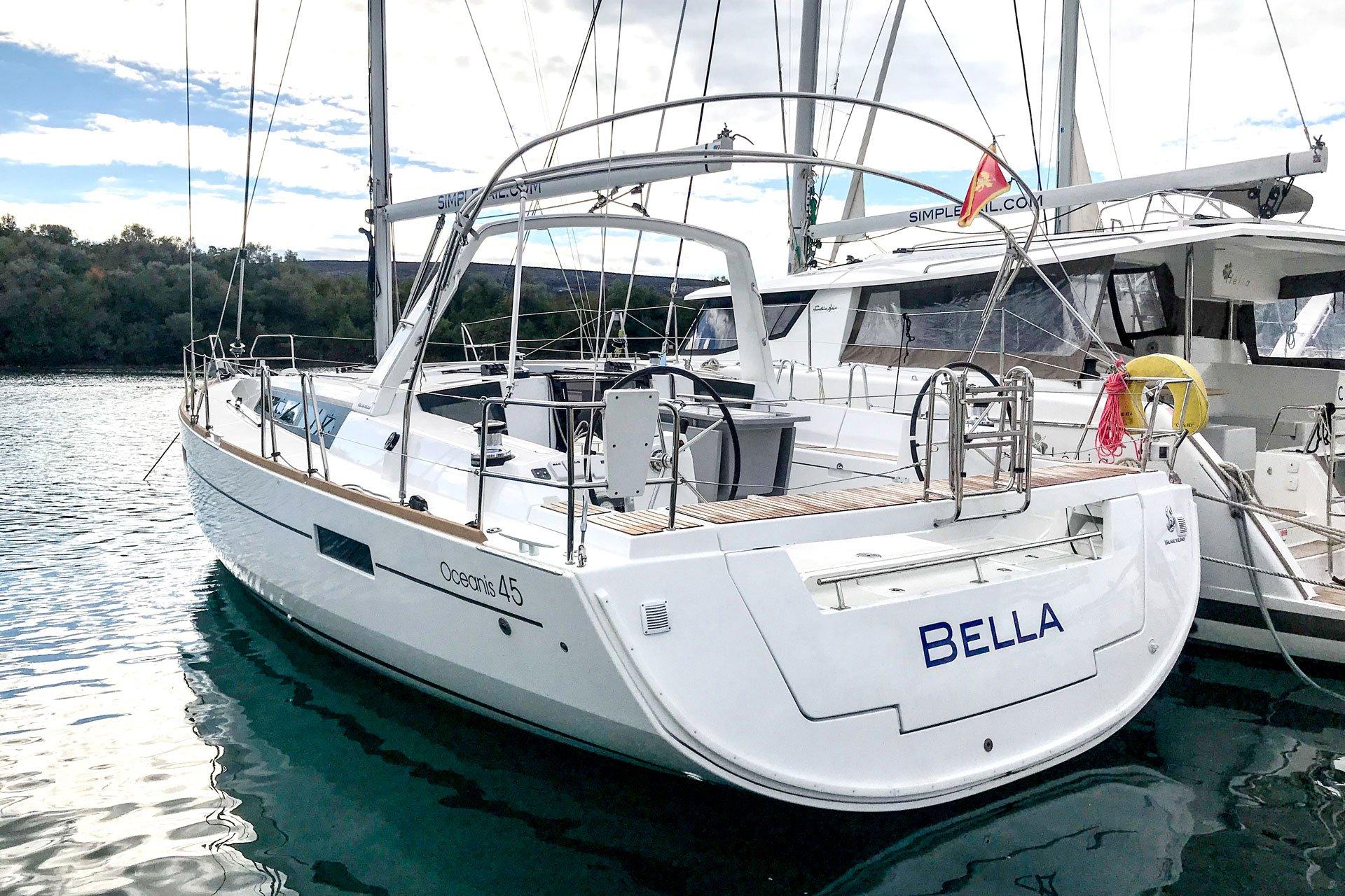 Beneteau Oceanis 45 Bella