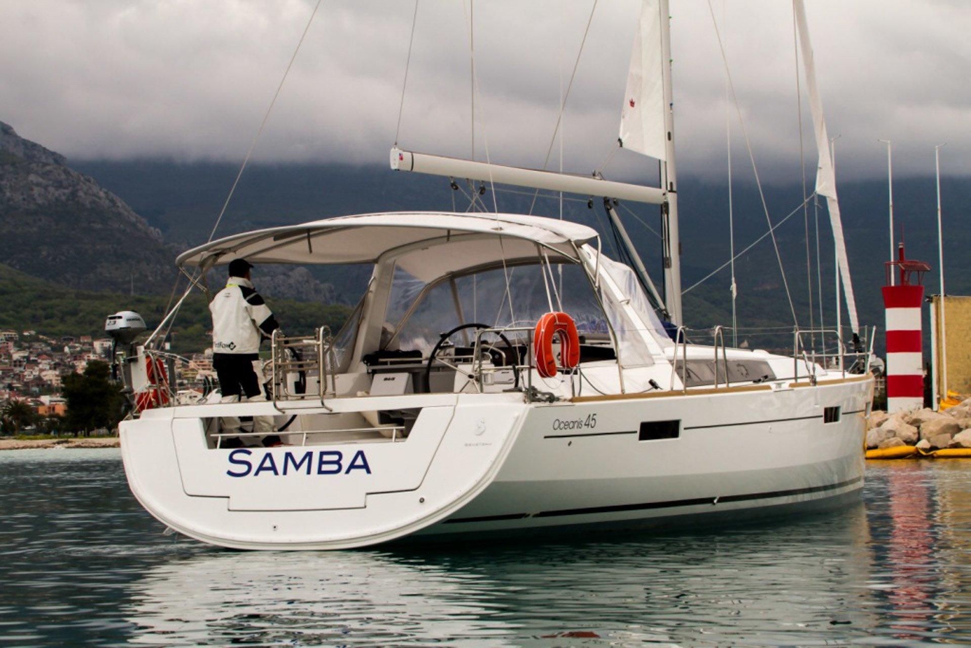 Beneteau Oceanis 45 Samba