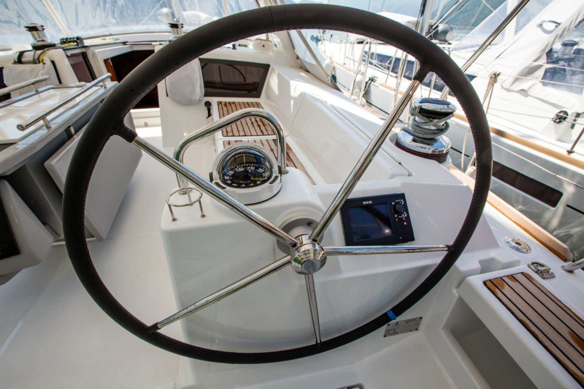 Beneteau Oceanis 48 Blues