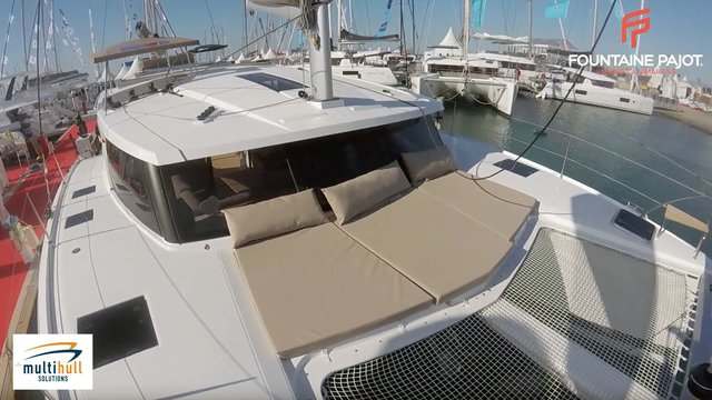 Fountaine Pajot Lucia 40 - review