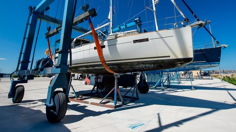 SimpleSail - Maintenance and repair of yachts