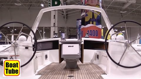 Beneteau Oceanis 48 review