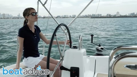 Beneteau Oceanis 41.1 review