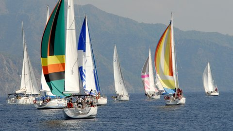 Marmaris International Race Week with SimpleSail Adriatic Team