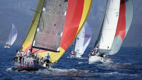 Göcek Race Week with SimpleSail Adriatic Team