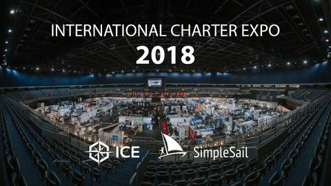SimpleSail stand on ICE-2018