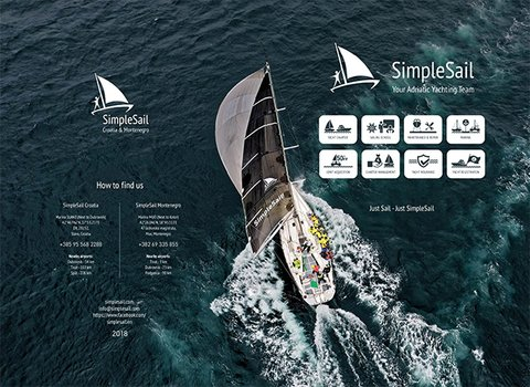 SimpleSail Your Yachting Team 2018