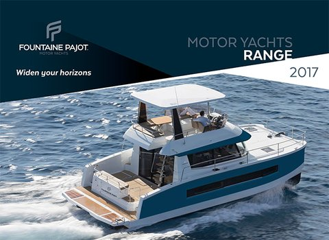 Fountaine Pajot MY Series