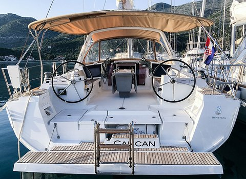 Beneteau Oceanis 45 | Cancan <br> 4 Cabins, 2 Bathrooms