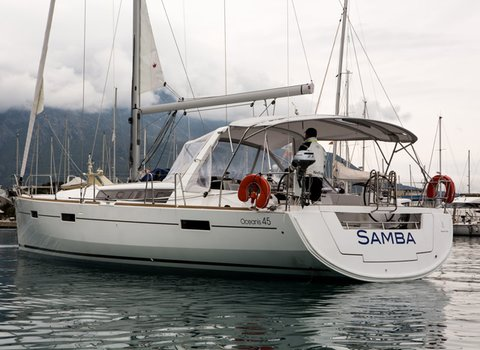 Beneteau Oceanis 45 | Samba <br> 4 Cabins, 2 Bathrooms