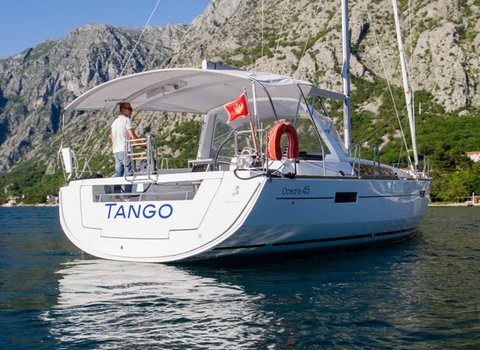 Beneteau Oceanis 45 | Tango <br> 4 Cabins, 2 Bathrooms