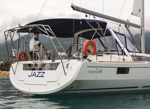 Beneteau Oceanis 48 | Jazz <br> 4 Cabins, 4 Bathrooms